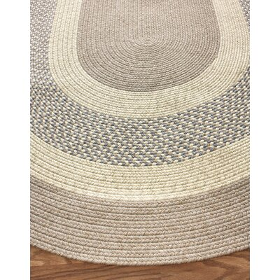 nuLOOM Cottage Outdoor Tan/Blue Rug