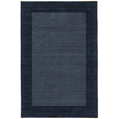 nuLOOM Structures Denim Border Rug