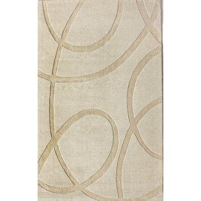 nuLOOM Moderna Ivory Splatter Rug