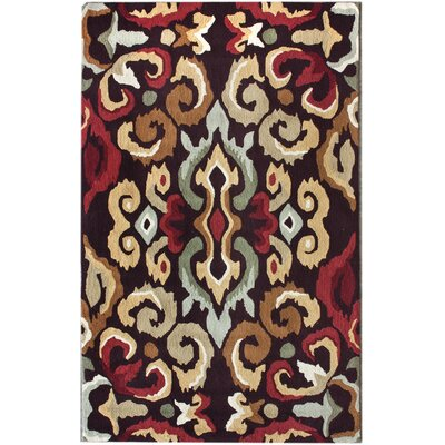 Pop Harmony Brown Multi Rug