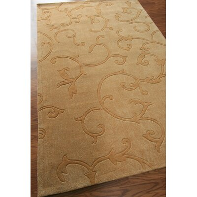 nuLOOM Cine Scroll Cream Rug