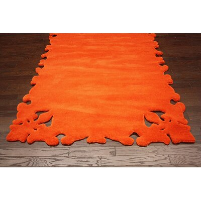nuLOOM Posh Orange Rug