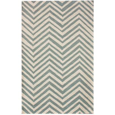 Chelsea Chevron Light Blue Rug
