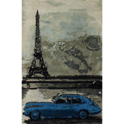 nuLOOM Sovereign Grey Parisian Novelty Rug