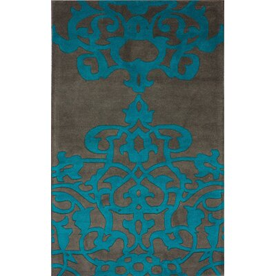 nuLOOM Fancy Grey Novara Rug