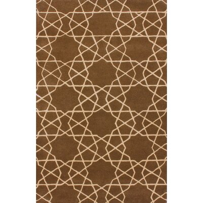 nuLOOM Fancy Cocoa Virtu Rug