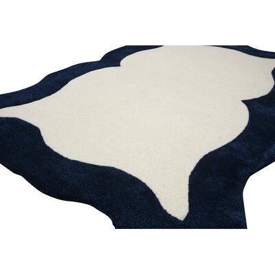 nuLOOM Fancy Blue Nanda Rug