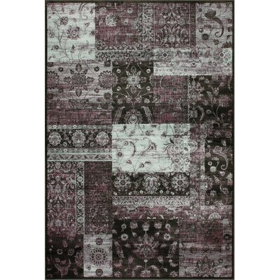 nuLOOM Flux Shag Midnight Prina Rug