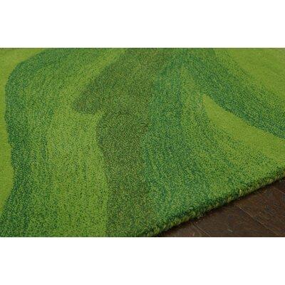 nuLOOM Modella Green Multi Westerly Rug