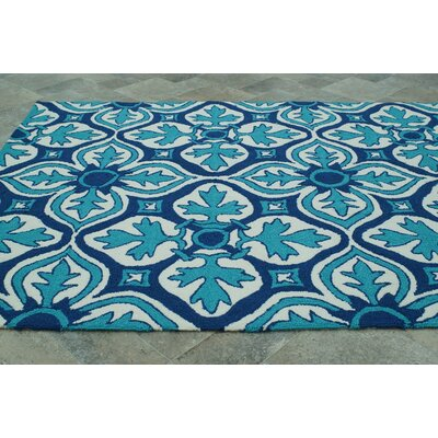 nuLOOM Homestead Blue Farida Rug