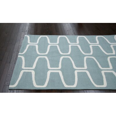 nuLOOM Trellis Light Blue Rug