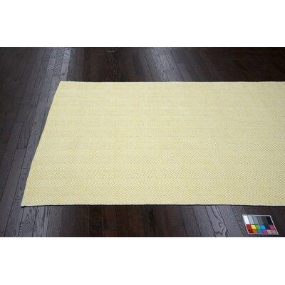 nuLOOM Bivouac Ming Yellow Natasha Rug