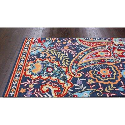 nuLOOM Moderna Multi-Colored Paisley Rug