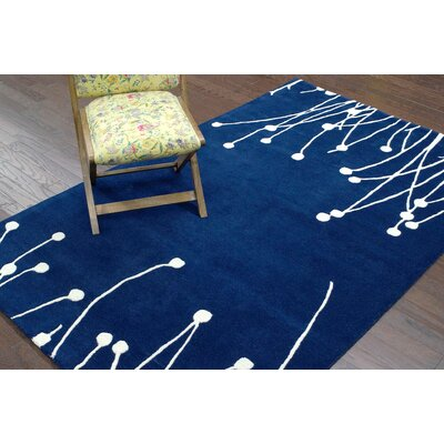 nuLOOM Fancy Blue Destiny Rug