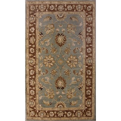 nuLOOM Charm Bracing Blue Persiana Rug
