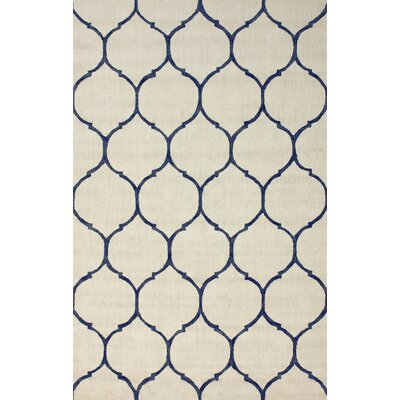 nuLOOM Brilliance Ivory Tina Plush Rug