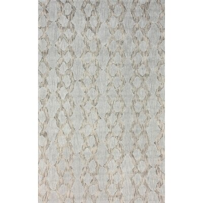 nuLOOM Brilliance Grey Hannah Plush Rug