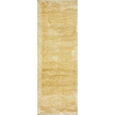 Shag Cream Plush Rug