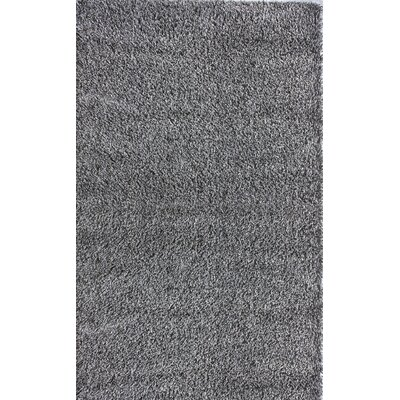 nuLOOM Shag Grey Plush Rug