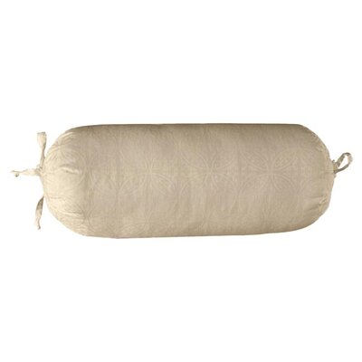<strong>Pointehaven</strong> 650 Thread Count Jacquard Bolster Pillow
