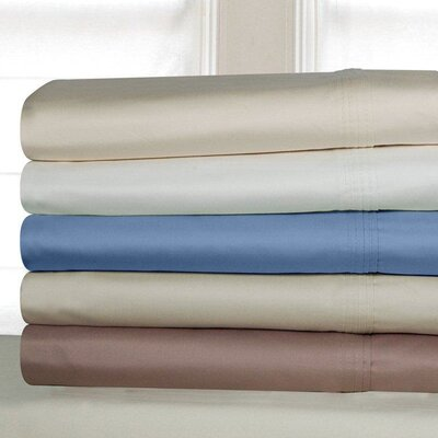 Pointehaven Luxury Pima Cotton Pillowcase