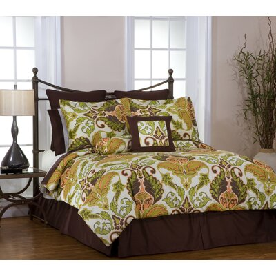 Pointehaven Hannah Bed in a Bag Set in Gold