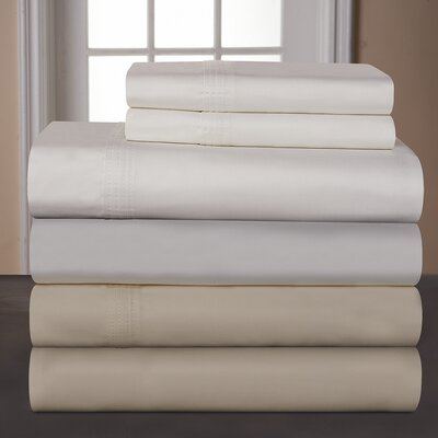 Pointehaven 700 Thread Count Deep Pocket Pima Sheet Set