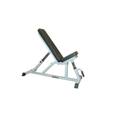 Incline / Flat Utility Bench with Wheels