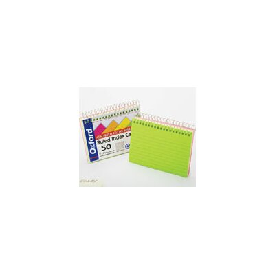 Pendaflex® Oxford Spiralbound Index Cards