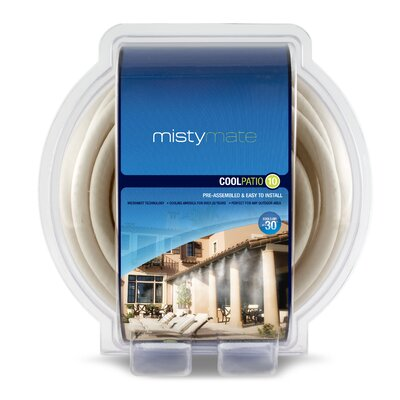 Misty Mate Inc. Cool Patio 10 Ft. Hose