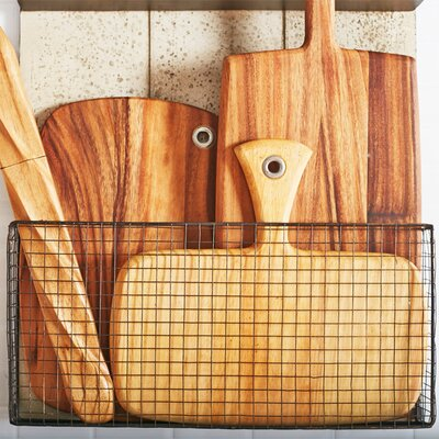 "Ironwood Gourmet 0.5"" x 12"" Small Rectangular Paddleboard"