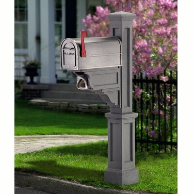 Mayne Inc. Dover Mailbox Post