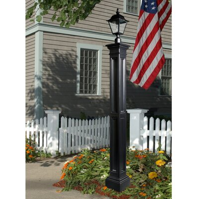 Mayne Inc. Liberty Lamp Post