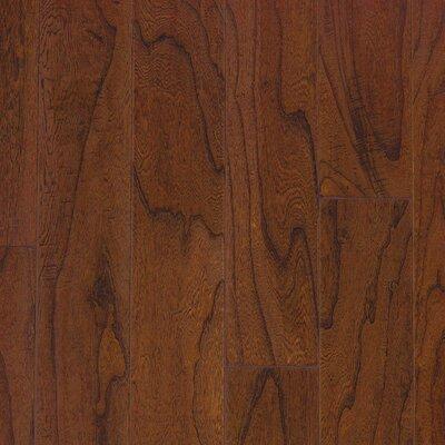 "CFS Flooring Melissa II 4-9/10"" Engineered Elm Flooring in Chambord"