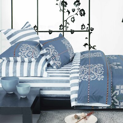 Reverie 4 Piece Duvet Cover Set