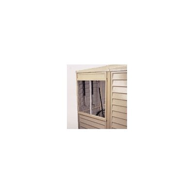 Duramax Building Products Window Kit for WoodBridge Sheds