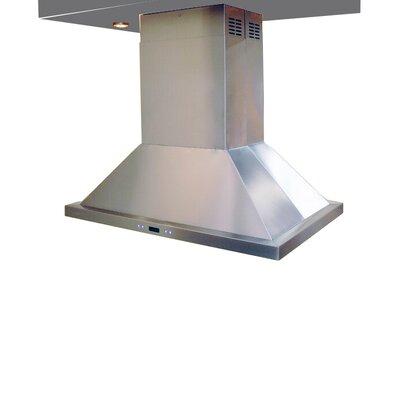 Cavaliere 36 Quot 900 Cfm Stainless Steel Island Mount Range