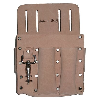 Style N Craft 5 Pocket Electrician's Tool Pouch