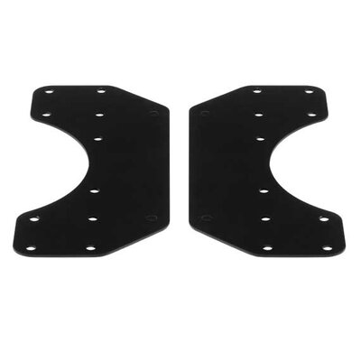 Sanus Adapter for Medium Mounts in Black