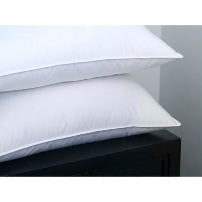 Sealy Crib Mattresses Egyptian Cotton Sateen Pillow (Set of 2)