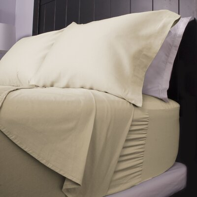 Sealy 300 Thread Count Cotton Sateen Sheet Set