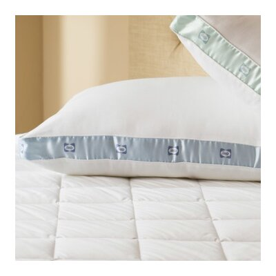 Sealy Crib Mattresses 300 Thread Count Firm Density Pillow (Set of 2)