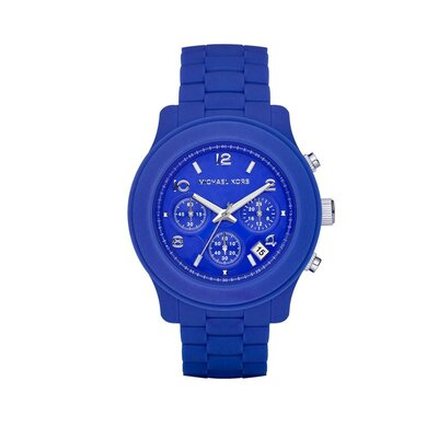 Michael Kors Women's Sport Watch in Blue