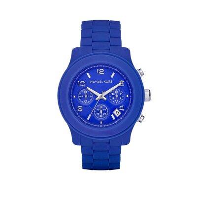 Michael Kors Women's Sport Watch in Blue