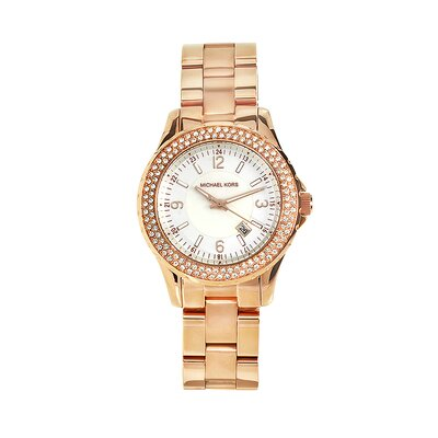 Michael Kors Small Madison Twin Row Watch