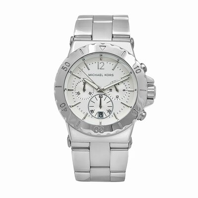 Michael Kors Women's Classic Watch in Silver