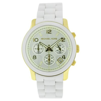 Michael Kors Women's Classic Watch with Chronograph Dial