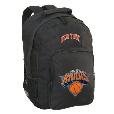 NBA Black Backpack
