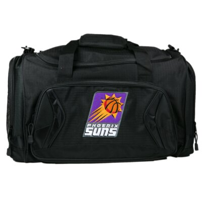 Concept One NBA Black Duffel