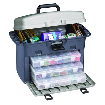 Flambeau Kwikdraw Front Load Tackle Box